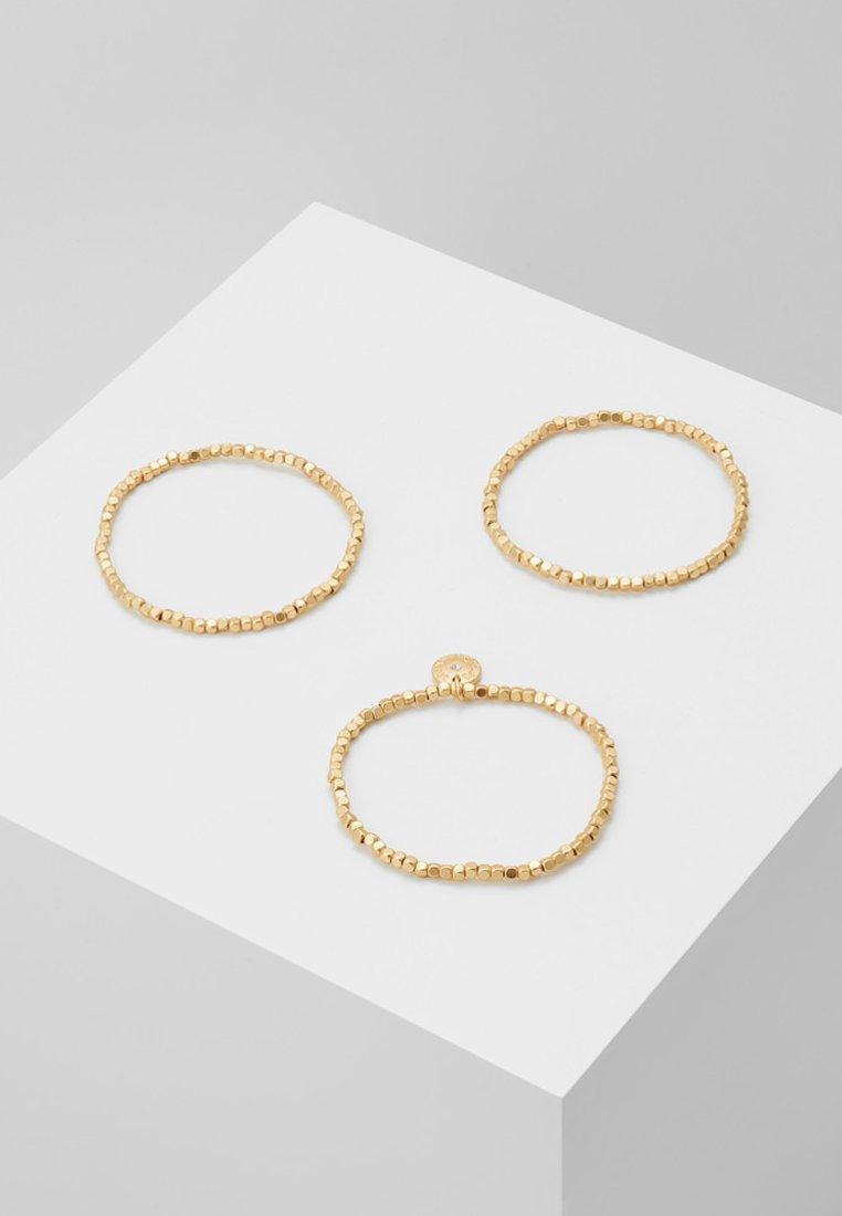 Dansk Smykkekunst - BRACELET ALINA  - Bracelet - gold-coloured