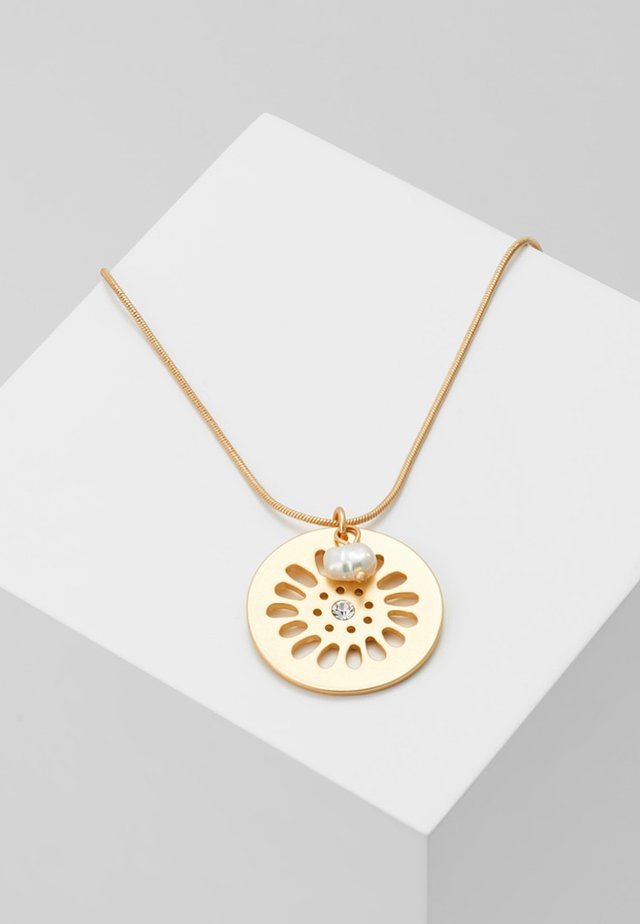 DAISY - NECKLACE - Necklace - gold