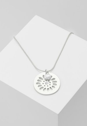 DAISY - NECKLACE - Kaulakoru - silver-coloured