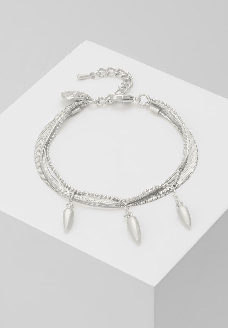 Dansk Smykkekunst - DAISY - Bracelet - silver-coloured