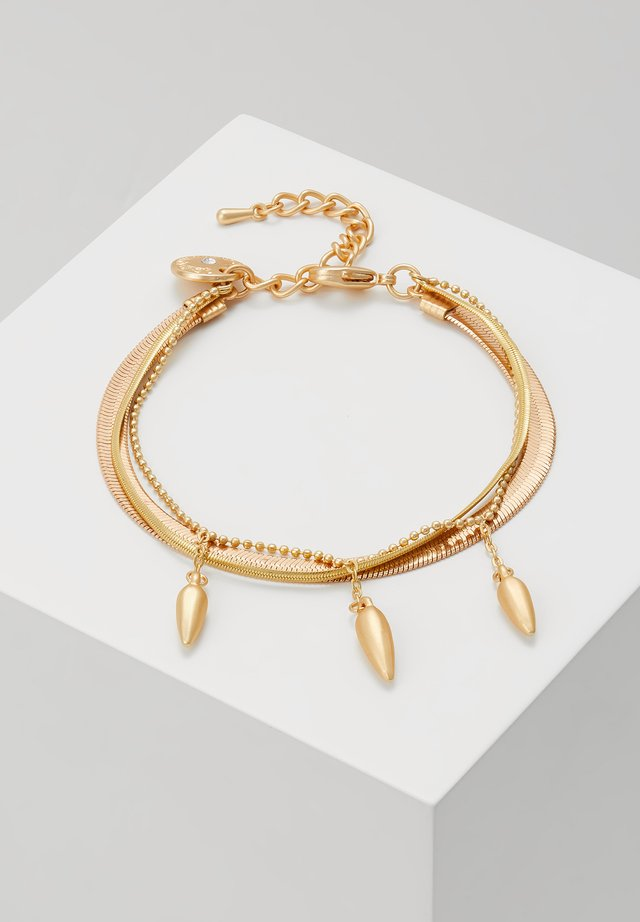 BRACELET DAISY - Armband - gold-coloured