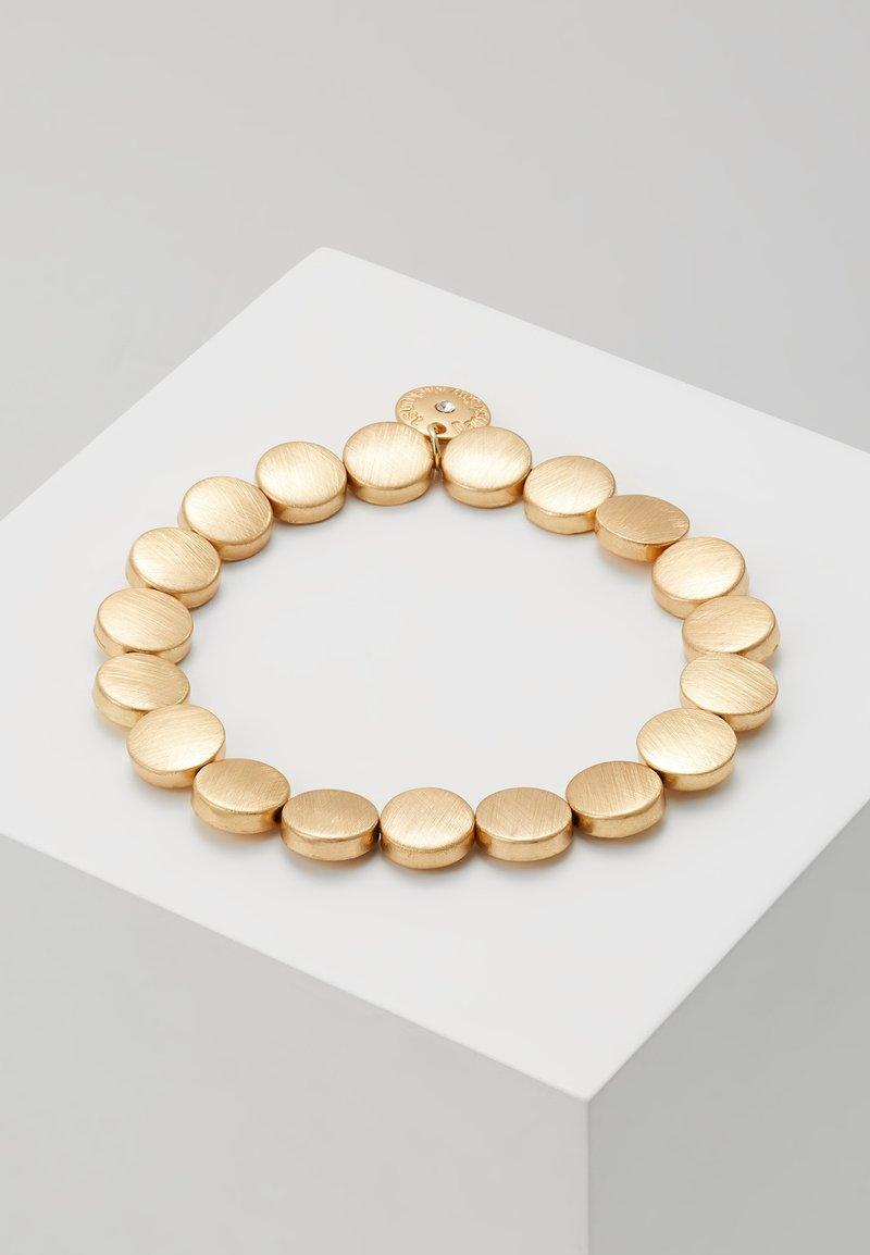 Dansk Smykkekunst - VANITY - Bracelet - gold-coloured