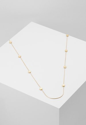 NECKLACE VANITY - Collier - gold-coloured