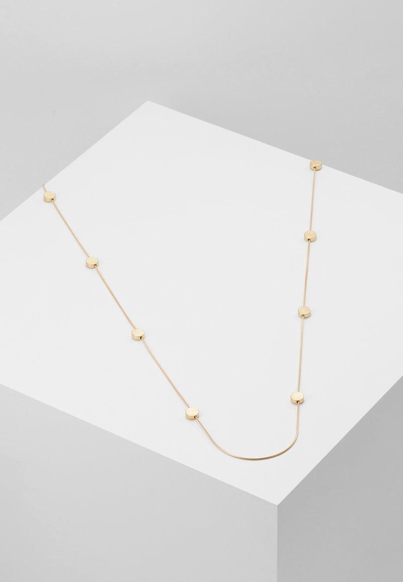 Dansk Copenhagen - NECKLACE VANITY - Halskette - gold-coloured