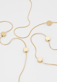 Dansk Copenhagen - NECKLACE VANITY - Halskette - gold-coloured - 2