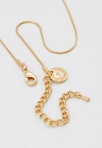 Dansk Copenhagen - NECKLACE VANITY - Halskette - gold-coloured - 3