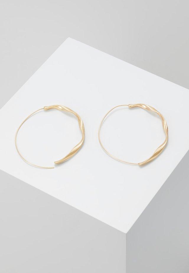 EARRING TARA - Øreringe - gold-coloured