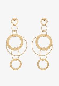 Dansk Copenhagen - EARRING ALYSSA - Earrings - gold-coloured - 1