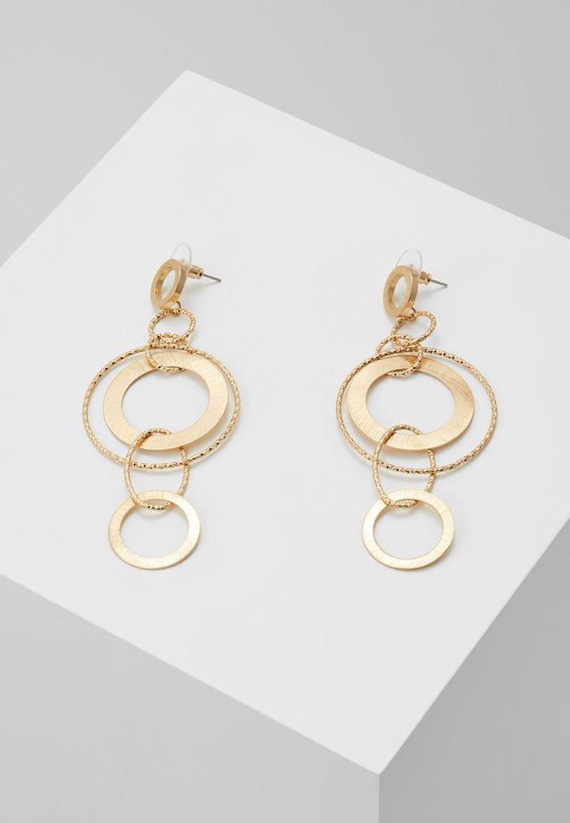 EARRING ALYSSA - Ohrringe - gold-coloured