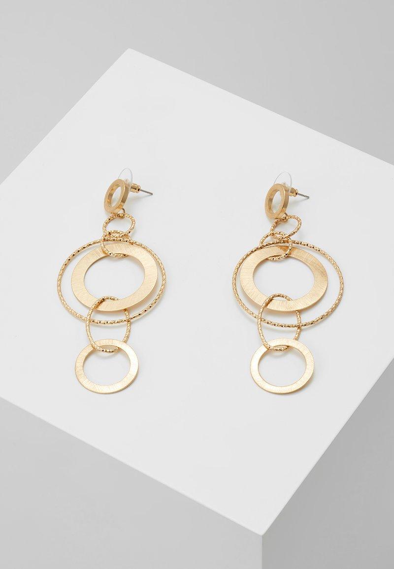 Dansk Copenhagen - EARRING ALYSSA - Earrings - gold-coloured