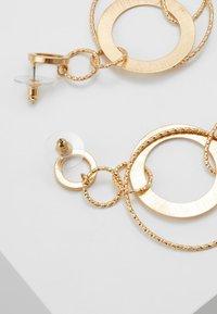 Dansk Copenhagen - EARRING ALYSSA - Earrings - gold-coloured - 3