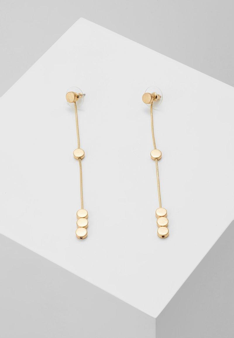 Dansk Smykkekunst - VANITY - Boucles d'oreilles - gold-coloured