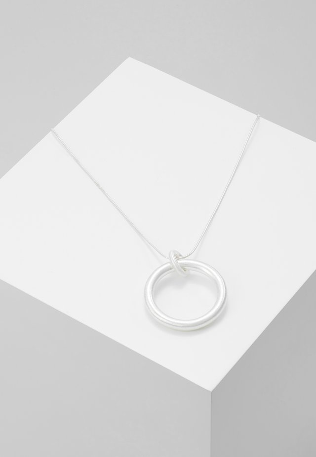 NECKLACE INFINITY - Halsband - silver-coloured