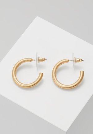 EARRING TARA - Boucles d'oreilles - gold-coloured