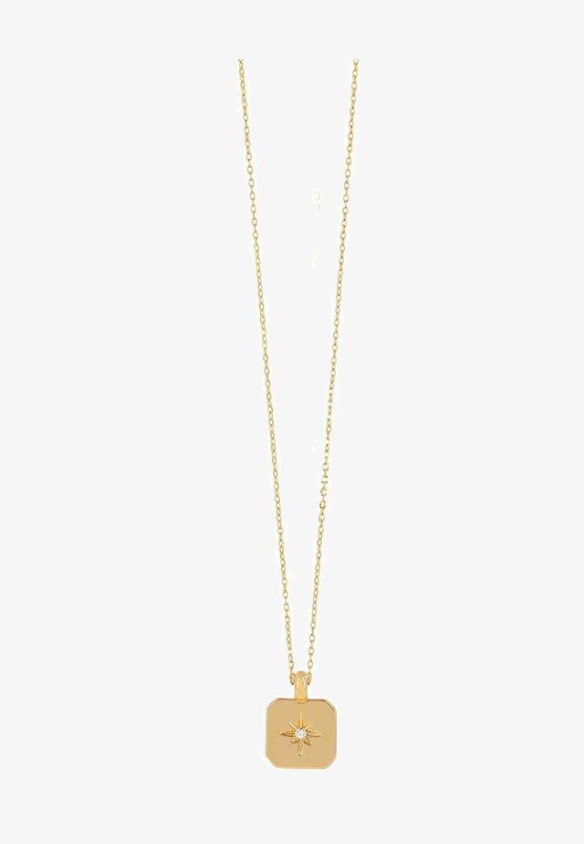 SHIMMER STAR - Necklace - gold-coloured