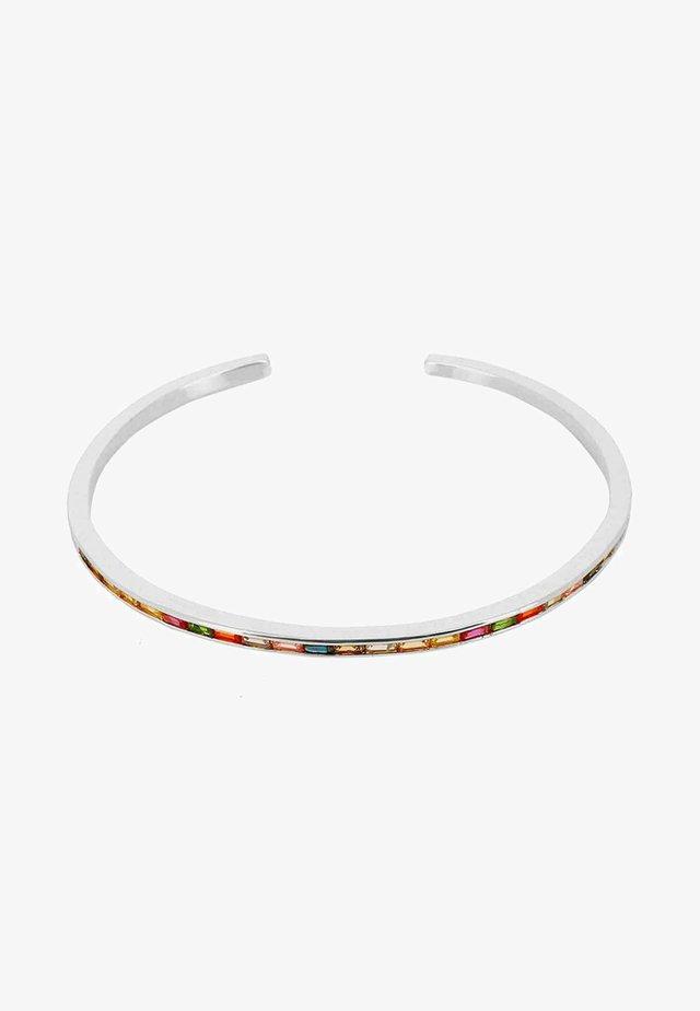 RAINBOW BANLGE - Armbånd - silver-coloured