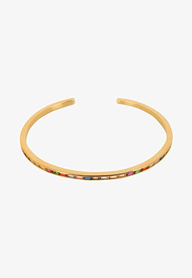 RAINBOW BANLGE - Armband - gold-coloured