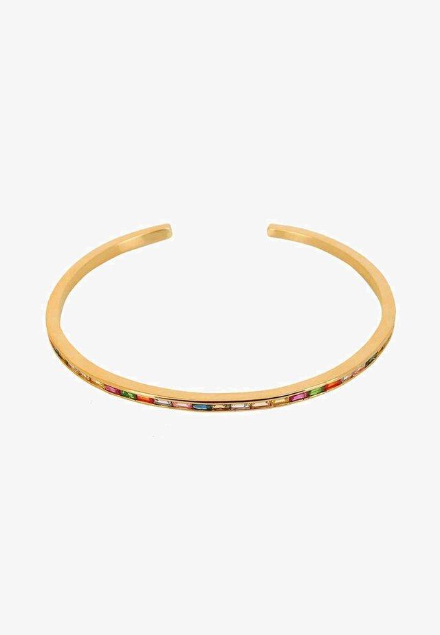 RAINBOW BANLGE - Armbånd - gold-coloured