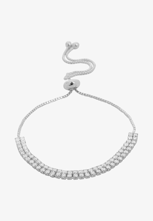 AUDREY  - Armband - silver-coloured