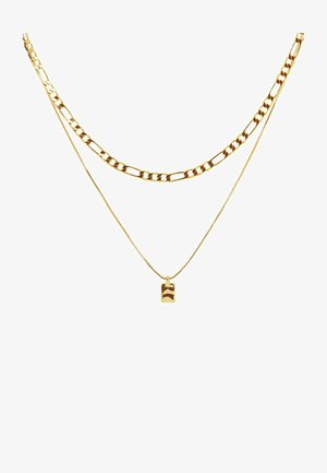 RIPPLE SQUARE - Ketting - gold-coloured
