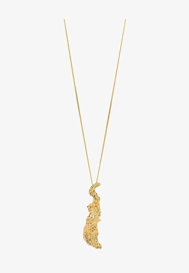 FLUID - Necklace - gold-coloured