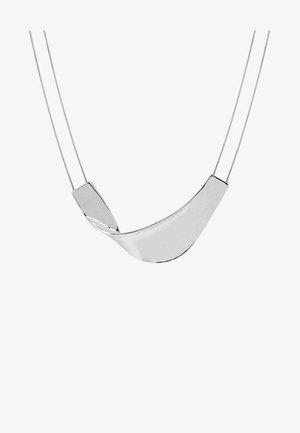 WAVE - Halskette - silver-coloured