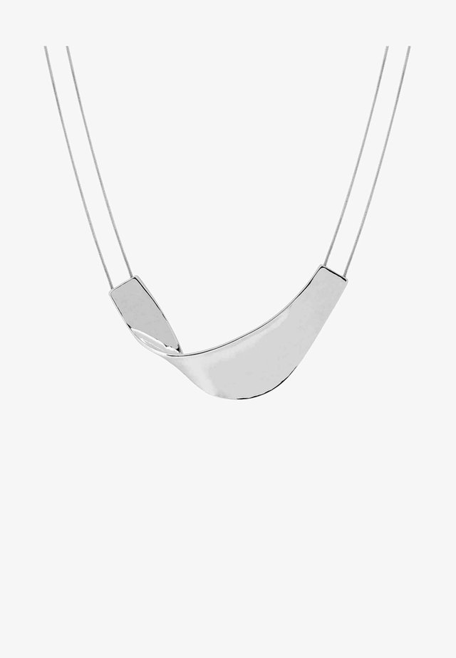 WAVE - Halsband - silver-coloured