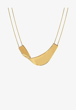 WAVE - Ketting - gold-coloured