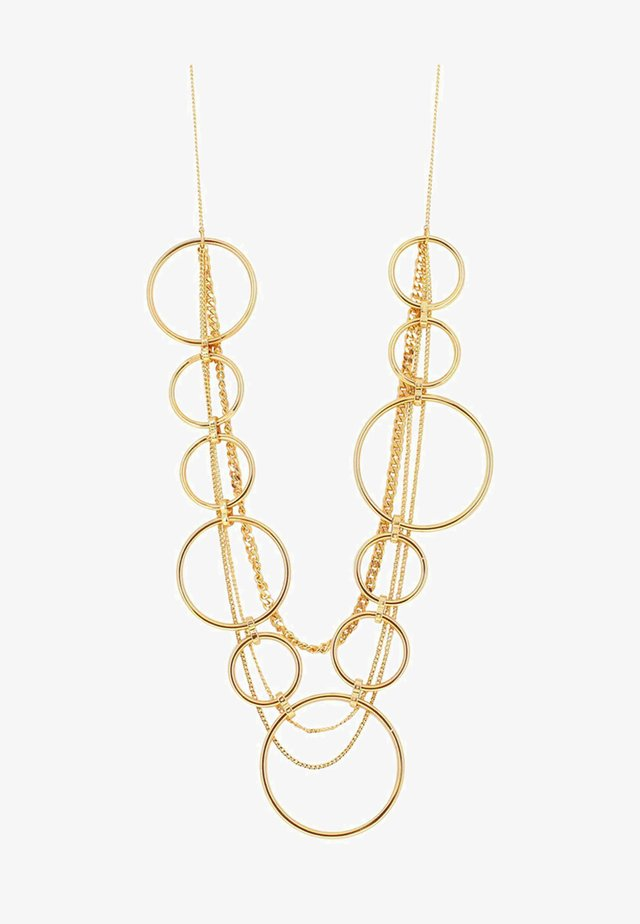 INFINITY - Kaulakoru - gold-coloured