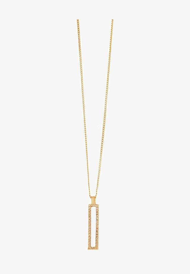 SHIMMER - Halsband - gold-coloured