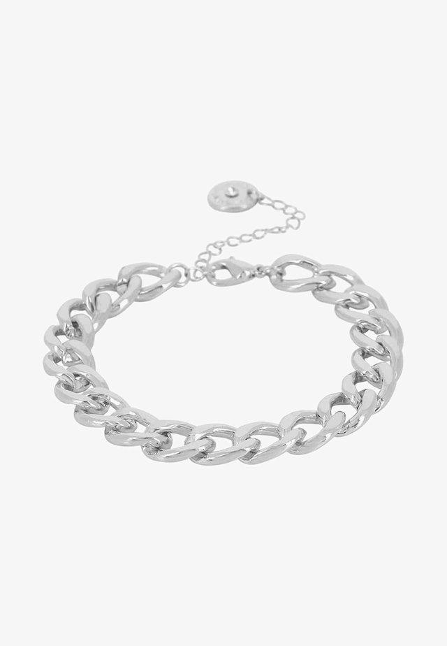PEBBLE - Armbånd - silver-coloured