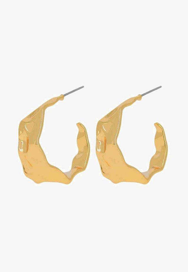 DRIFT - Øreringe - gold-coloured