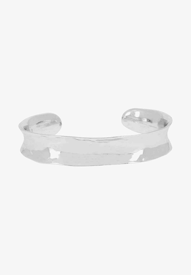 LEAF - Armband - silver-coloured