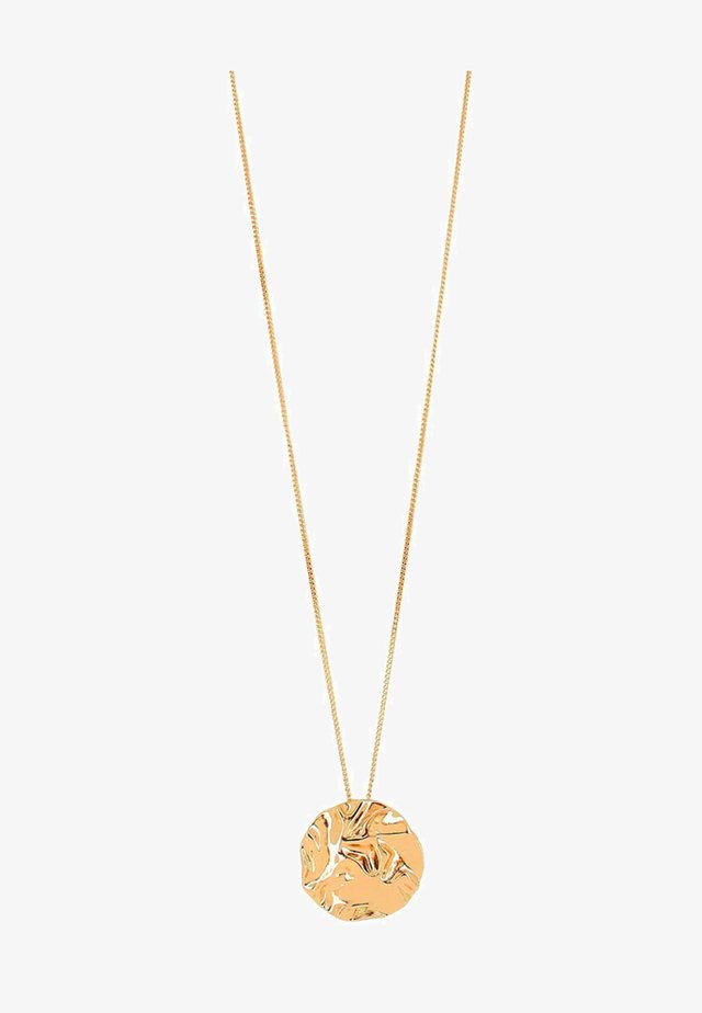 RIPPLE - Necklace - gold-coloured