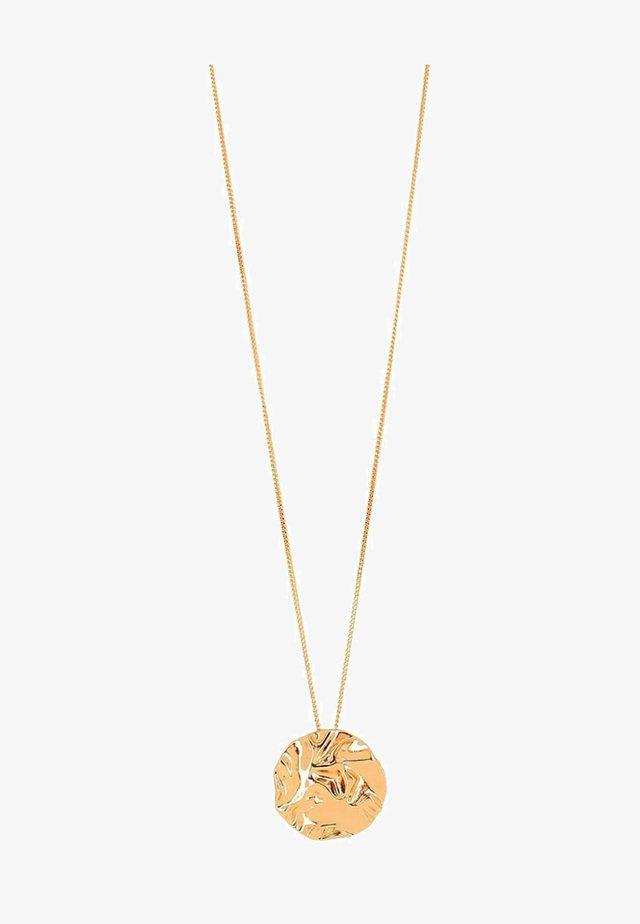 RIPPLE - Halskette - gold-coloured