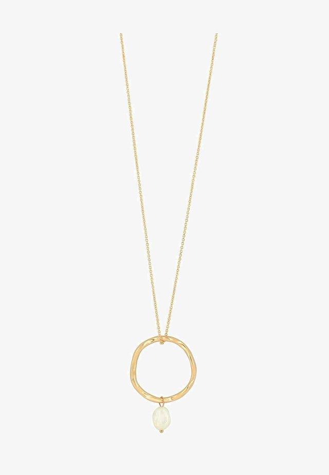 AUDREY CURVE - Kaulakoru - gold-coloured