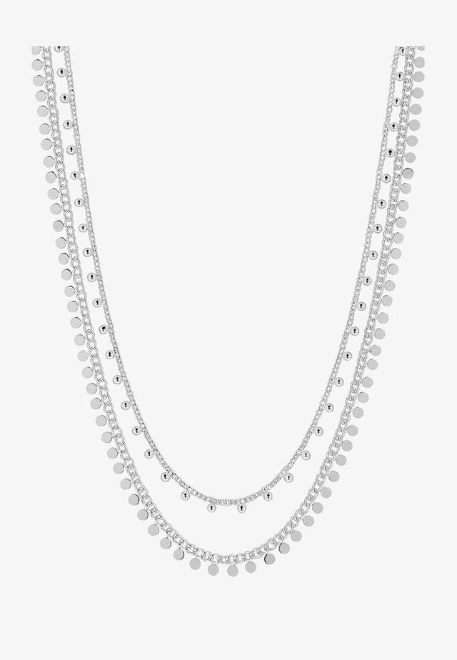 INDIAN SUMMER - Halskette - silver-coloured