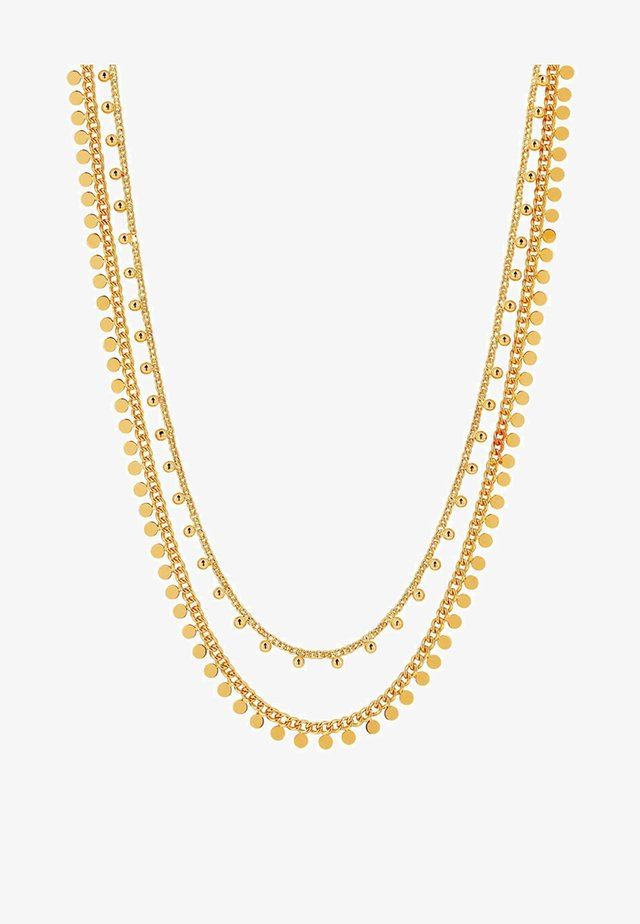 INDIAN SUMMER - Necklace - gold-coloured