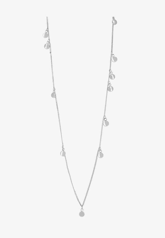 SINGLE - Necklace - silver-coloured