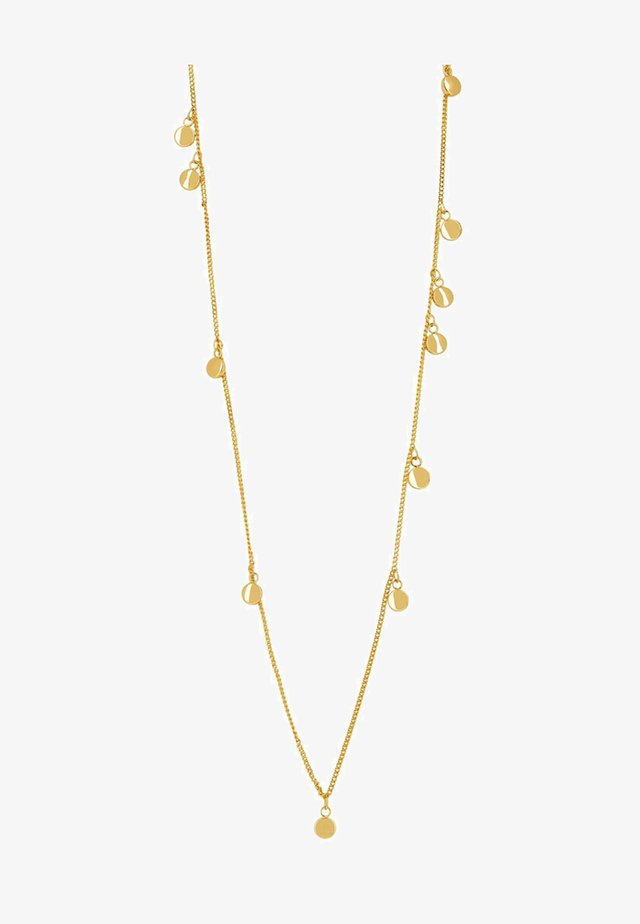 SINGLE - Necklace - gold-coloured