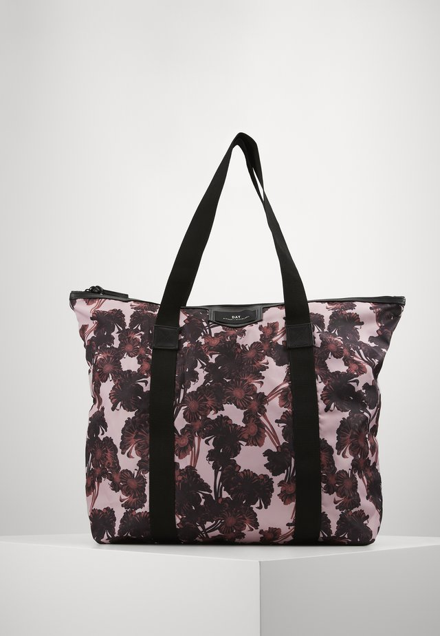 GWENETH CHRYSOS BAG - Shoppingveske - woodrose