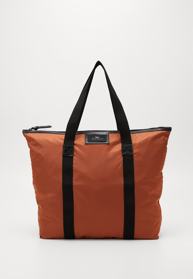 DAY GWENETH BAG - Shoppingveske - burnt brick red