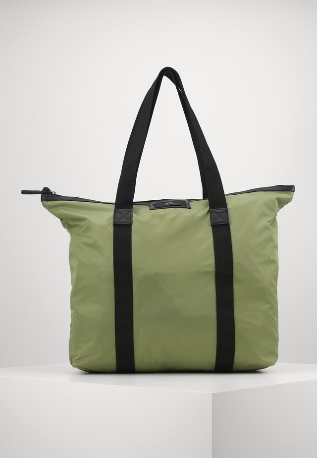 DAY GWENETH BAG - Shopping bag - iguana green