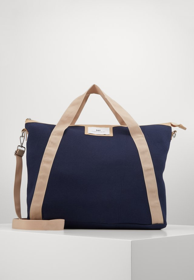GWENETH JOGGING BAG - Shopper - midnight
