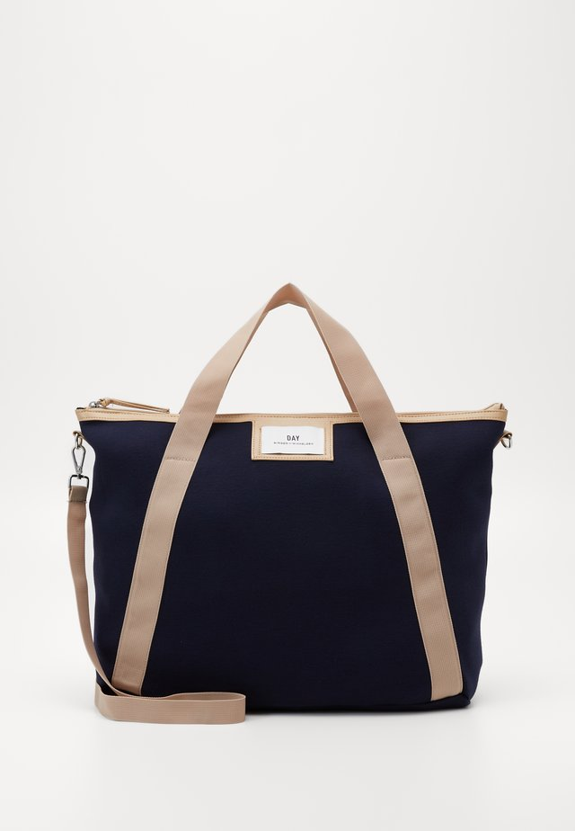 GWENETH JOGGING CROSS - Shopping bag - midnight