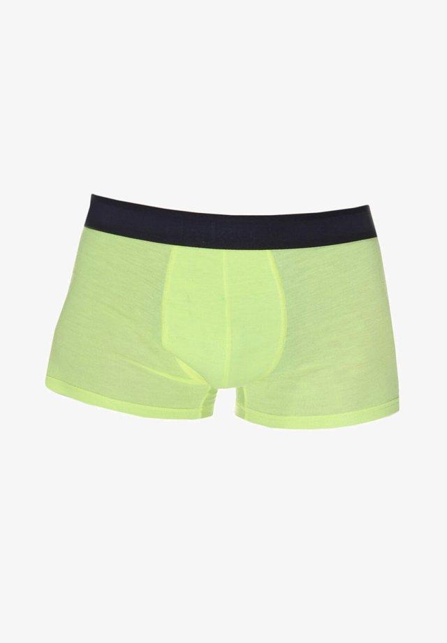 Pants - neongelb