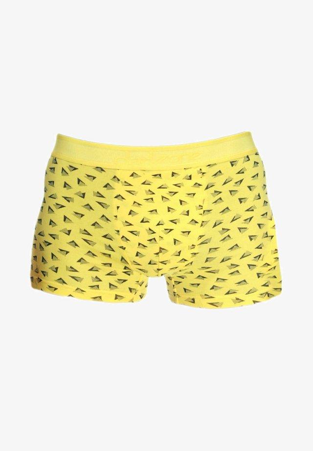 Pants - gelb