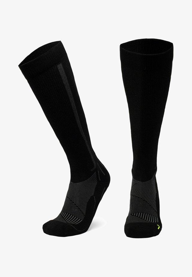 Socks - black/grey