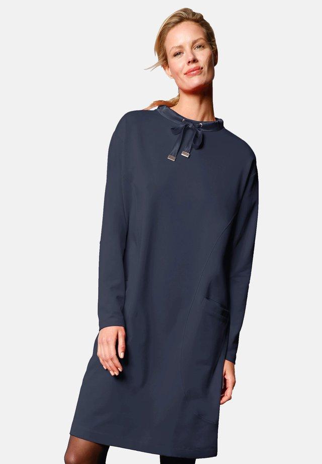 SWEATKLEID  - Korte jurk - marine