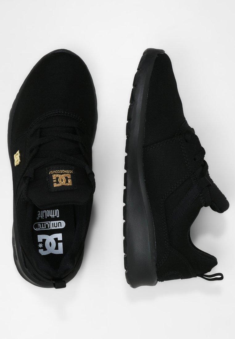 DC Shoes HEATHROW - Trainers - black